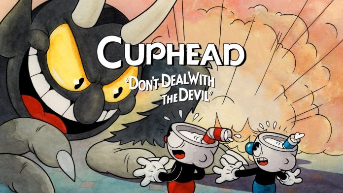 CupheadDontdealwiththedevil