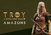 A Total War Saga- Troy - Amazons
