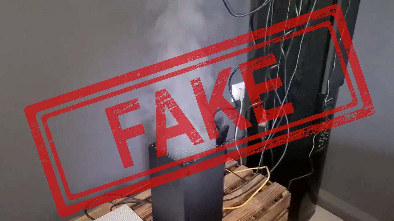 FakeXboxSeriesXBrand