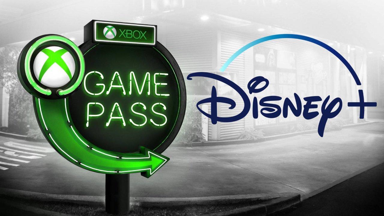 XboxGamePassDisney