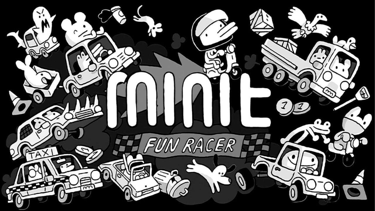 Minit-Fun-Racer