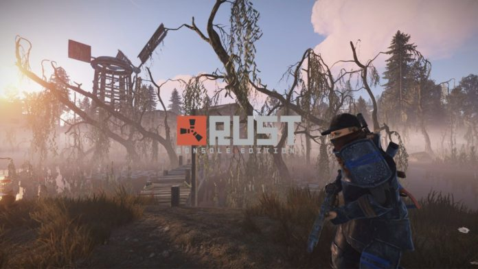 Rust-Console-Gameplay
