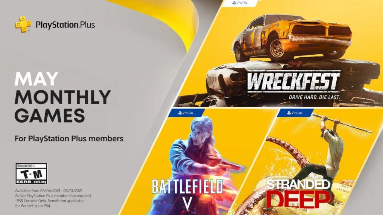 PlayStationPlusMai2021