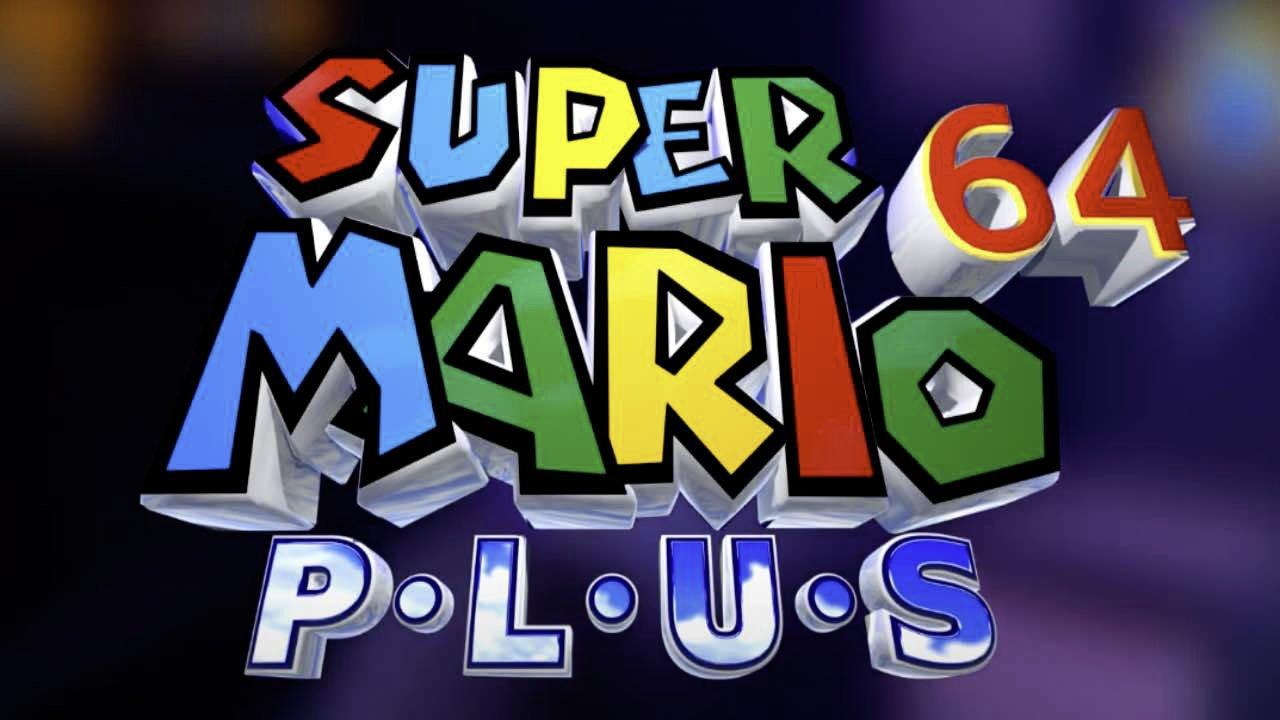 SuperMario64Plus