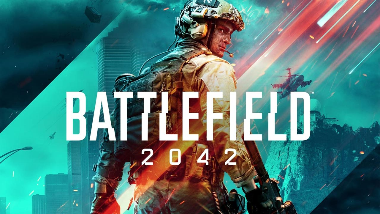Titelbild Battlefield 2042