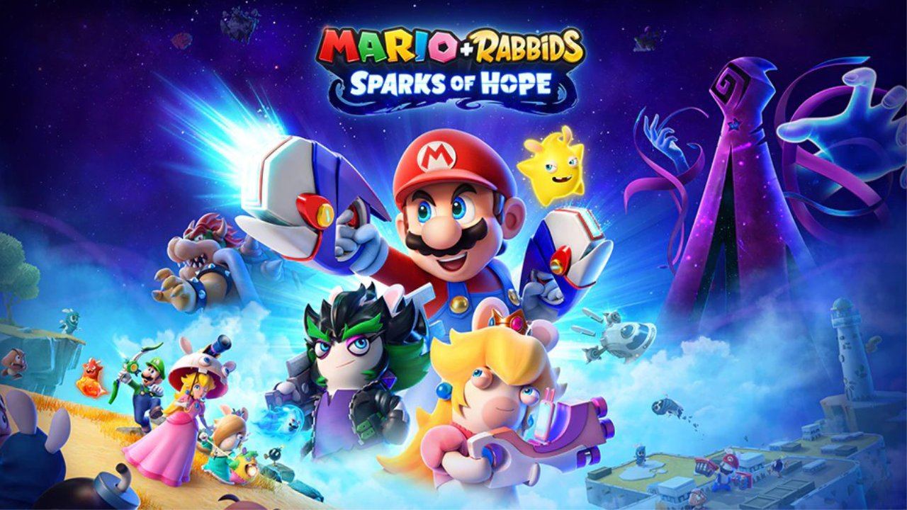 Mario + Rabbids: Sparks of Hope
