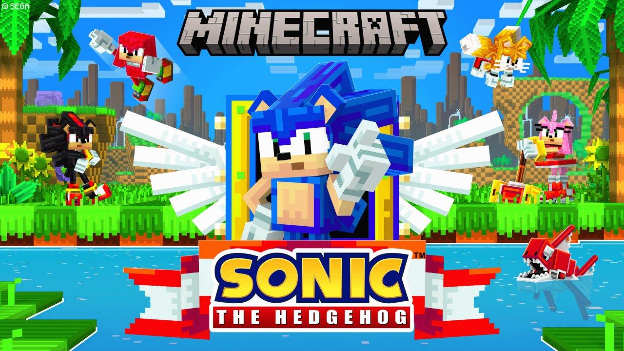 MinecraftSonicTheHedgehog