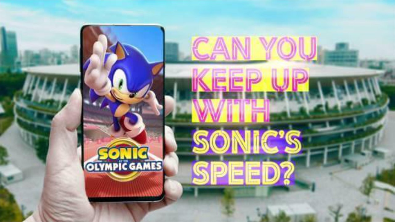 Sonic Olympischen Spielen
